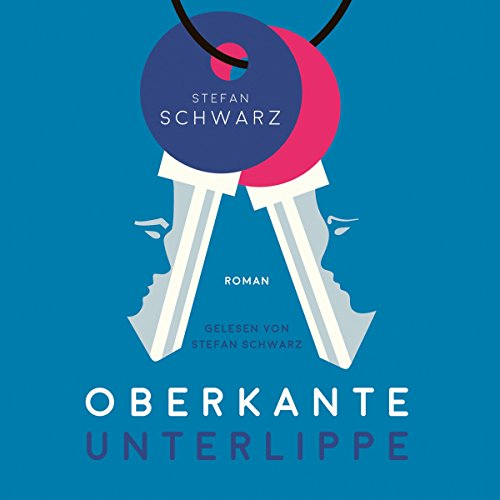 Oberkante Unterlippe audiobook cover art