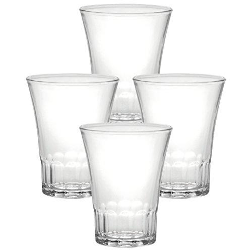 Bicchiere Amalfi Conf. 4Pz. Cl.21 Acqua