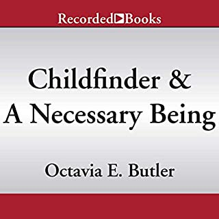 Childfinder & A Necessary Being audiobook cover art