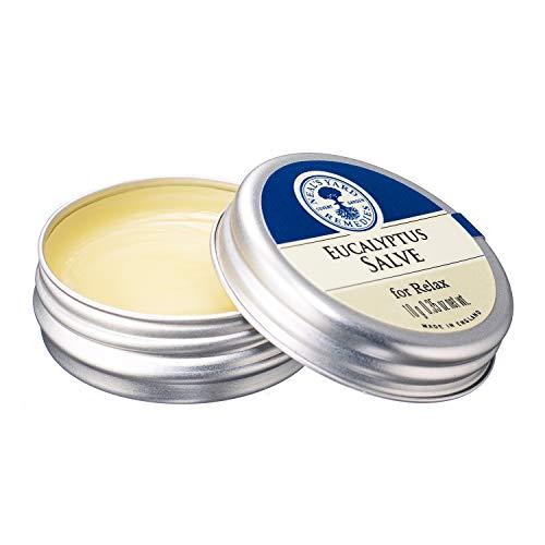 NEAL'S YARD REMEDIES(ニールズヤードレメディーズ) ユーカリバーム10g(ボディ用固形オイル) 清涼感あるユーカリの香り