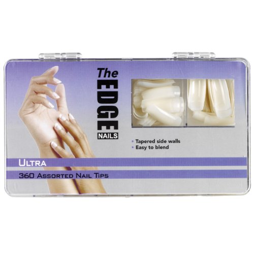 The Edge Ultra Nail Tip - Pack of 360