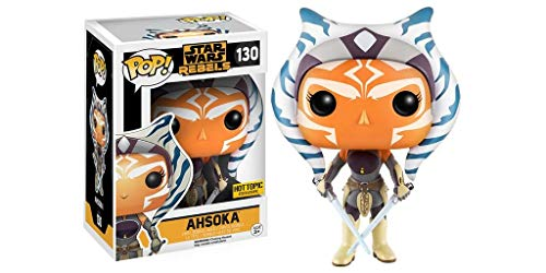 Funko Pop Star Wars Rebels Ahsoka Tano Exclusive Vinyl Bobblehead Figure