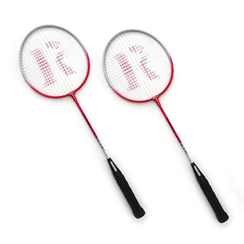SUNLEY Nexta Badminton Racket - Set of 2 Piece