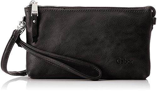 Gabor bags EMMY Damen Abendtasche one size, black, 22,5x4,5x13,5