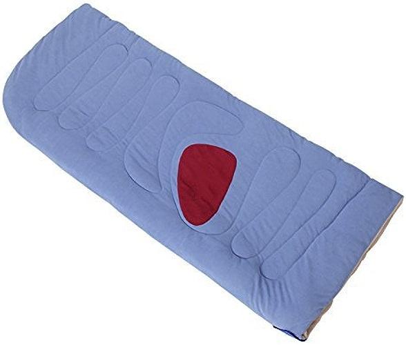 Sacs de couchage camping, laine épaisse enveloppe chaleureusement hly-s1022l hiver camping camping de sac de couchage sac bleu ,sac de couchage
