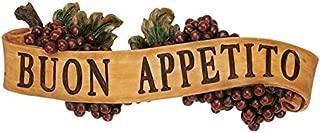 Buon Appetito Wall Plaque