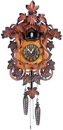 reloj de cuco antiguo