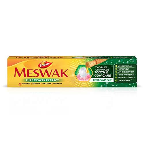 Dabur Meswak (, pasta de dente ayurve) - 200 g
