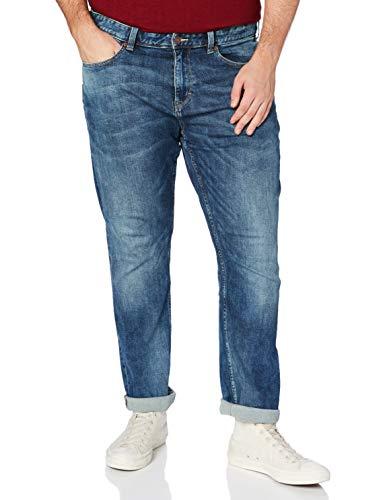 s.Oliver Big Size Herren 15.909.71.5946 Jeans, Blue Stretched Denim (55Z3), 40W/30L