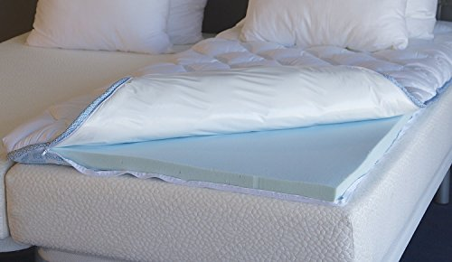 Top Nimbos - Topper Visco Star Impermeable - 160 x 200