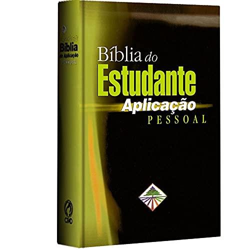 Biblia Do Estudante Aplicacao Pessoal. Ilustrada