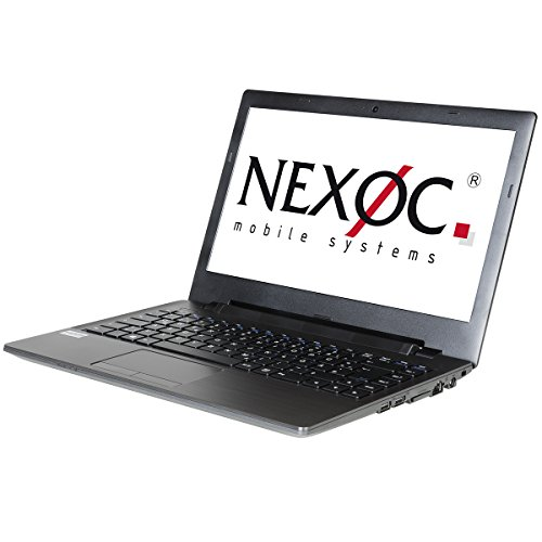 Nexoc 1362694 B303 Laptop (1000GB, 16GB Intel) schwarz