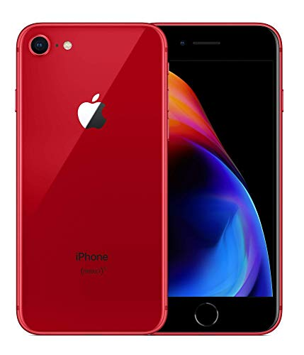 Apple iPhone 8-64 GB - Rot (Generalüberholt)