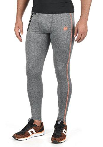 BLEND ATHLETICS Erion Herren Jogginghose Sweat-Pants Sporthose Meliert, Größe:S, Farbe:Pewter Mix (70817)