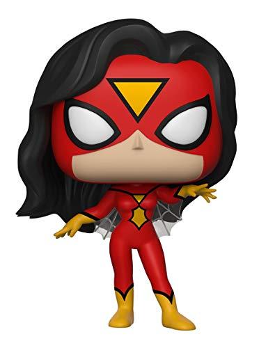 Funko Pop! Marvel: Classic Spider-Woman Bobble Vinyl Figure New York Comic Con 2018 NYCC Exclusive