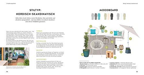 Mein Open-Air-Wohnzimmer: Schritt für Schritt zum persönlichen Wohlfühlbalkon (GU Garten Extra) - 8