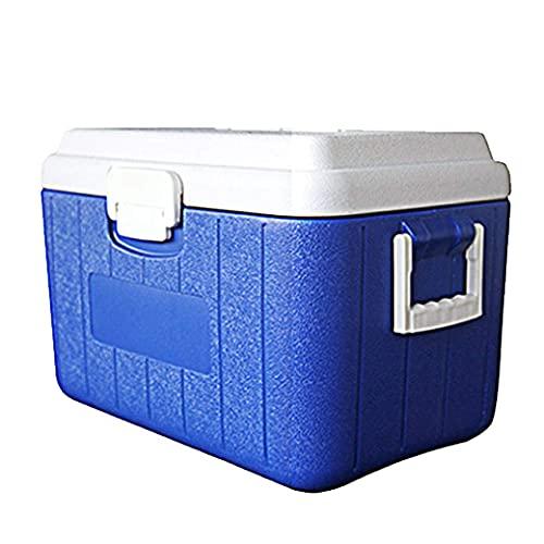 N\C Kann bis zu 2 Tage aufbewahrt Werden | Robuster 50-Quart-Kühler mit Schiebedach für Campinggrill LKWK