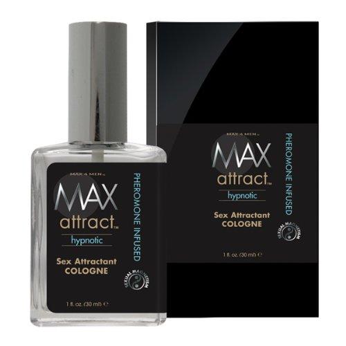 Max 4 Men Sex Attractant Cologne 1 Fl Oz