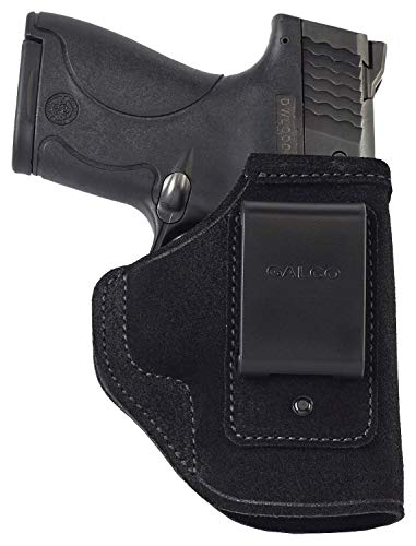 Galco Stow-N-Go Inside The Pants Holster Compatible with Glock 43 Ruger LC9