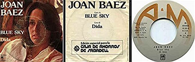 Blue Sky / Dida (feat. Joni Mitchell) - import 45 PS