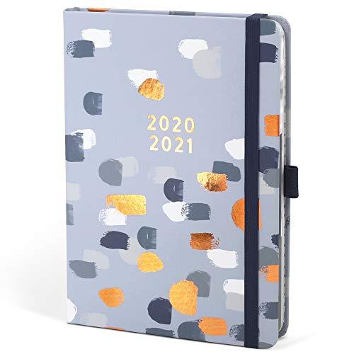 (in het Duits) Boxclever Press Perfect Year A5 gezinsagenda voor 2020-2021 met 7 kolommen. Academische agenda van aug. '20 tot jul. '21. Familieplanner met tabs, boodschappenlijstjes & meer.