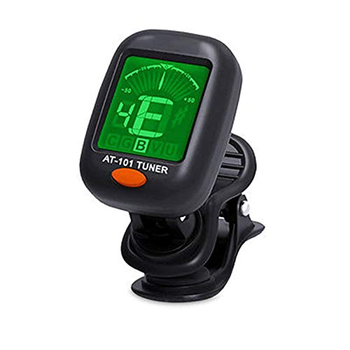 SSXY Capo Tuner Durable Metronome with Black Backlight Automatic Sound Correction