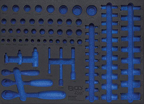 BGS 4015-5 | Werkstattwageneinlage 3/3 | leer | für Art. 4015