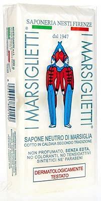 Set 24 NESTI Savon De Marseille Neutre 2 X 100Gr Entretien Et Nettoyage Du Corps