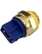 AERZETIX - Interruptor - Temperatura del ventilador del radiador - Compatible con 1264.40 96138637 - C19888