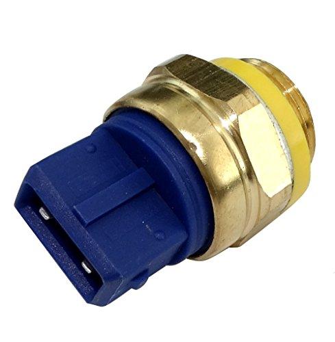 AERZETIX: Interruptor de temperatura del ventilador del radiador C19888 compatible con 1264.40 96138637