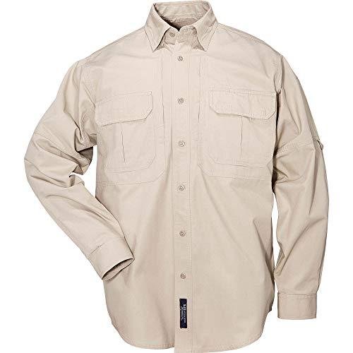 5.11 Herren Tactical Shirt. Größe L Khaki