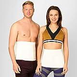 ®BeFit24 Faja Tubular Termica Lumbar Calor Elástico para Mujer y Hombre - Cinturon Termico de Lana de Angora y de Merino [ Size 6 ]