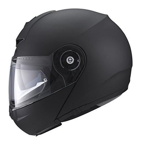 SCHUBERTH C3 Pro - Klapphelm, Farbe matt-schwarz, Größe M (56/57)
