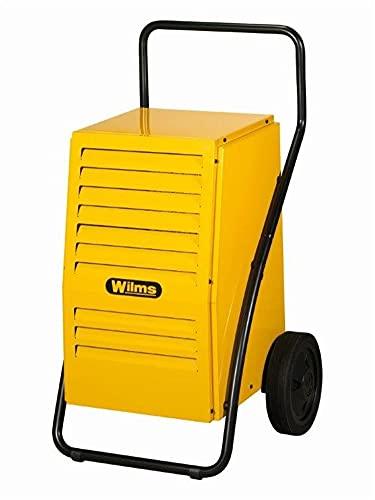 Wilms KT 60 Eco Luftentfeuchter Bautrockner Entfeuchter Kondenstrockner max. 57 L