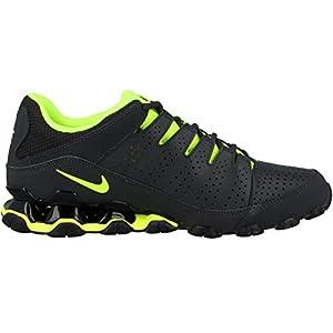Nike Mens Reax 8 TR sz 11 Cross Trainer Shoes Anthracite/Black-Volt