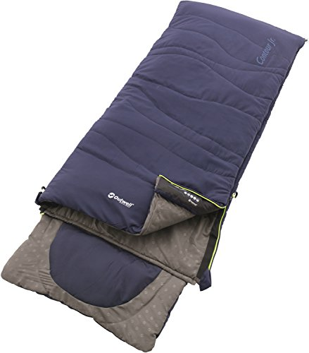 Outwell Kinder Contour Schlafsack, Royal Blue, 170 x 70 cm