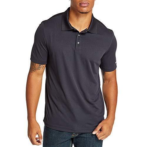 Photo of Timberland Pro Men's Wicking Good Short-Sleeve Polo Shirt, Dark Navy, S