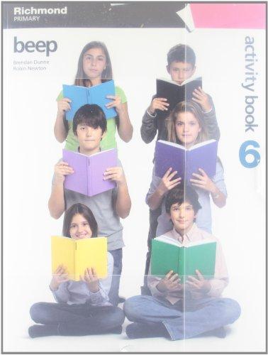 BEEP 6 ACTIVITY BOOK - 9788466815321