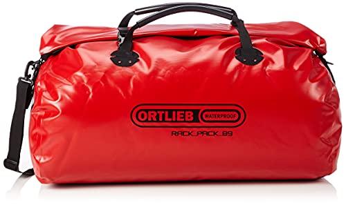 Ortlieb - Mochila de Ciclismo, tamaño 40x71x40, Color Rojo