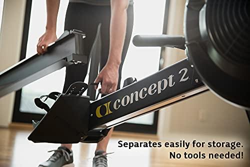 Concept2 Remo Indoor Modelo D Negro
