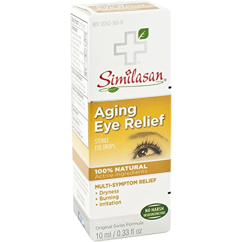 Similasan Aging Eye Relief, 0.33 Fluid Ounce by Similasan