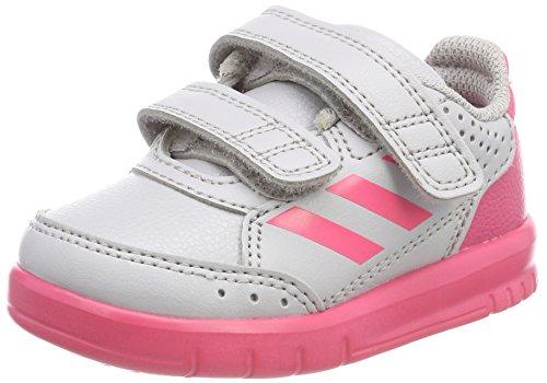 Adidas Altasport CF I, Zapatillas de Deporte Niños Unisex niño, Gris (Gridos/Rosrea/Ftwbla 000), 24 EU