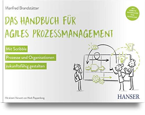 Das Handbuch für agiles Prozessmanagement: Mit Scribble Prozesse und Organisationen zukunftsfähig gestalten