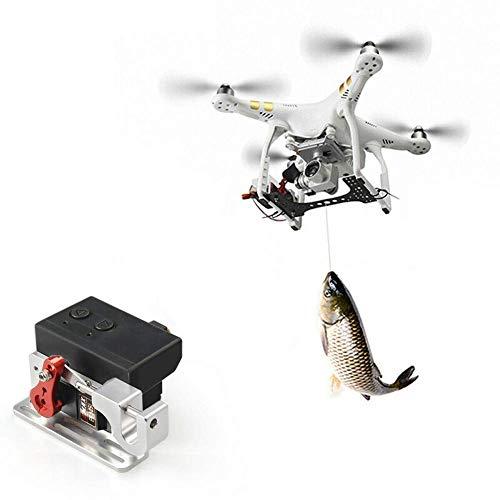Gcdn Dron Lanzador, Dron Clip Capacidad de Carga Airdrop Tra