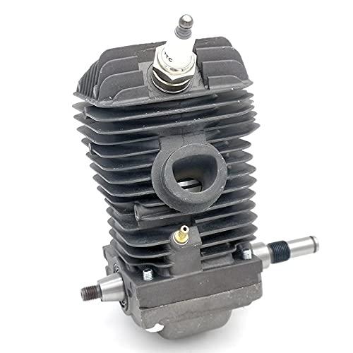 HCO-YU 42.5mm 40 mm Bore Cilindro Pistón Cigüeñal Kit de cigüeñal Motor Motor Piezas de Repuesto Ajuste para Sthil MS250 MS230 MS 250 230 025 023 pistón de Cilindro (Size : MS230 40MM)