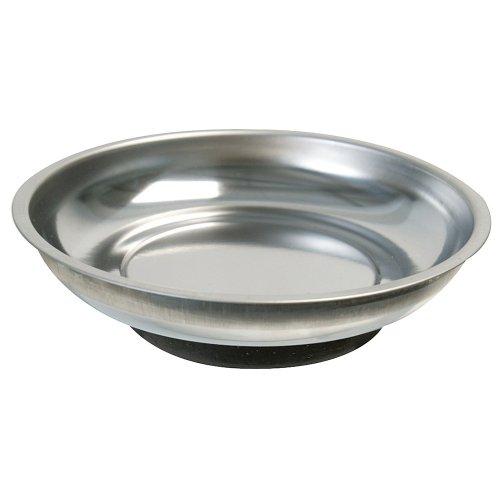 Silverline 871414, Base magnetica per piccoli pezzi metallici 150 mm