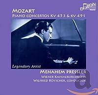 Mozart Piano Ctos. Kv 453 Kv 491