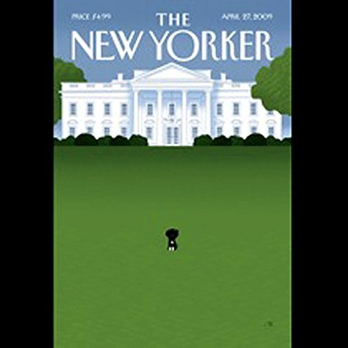 The New Yorker, April 27th, 2009 (Lauren Collins, Margaret Talbot, Jill Lepore) audiobook cover art