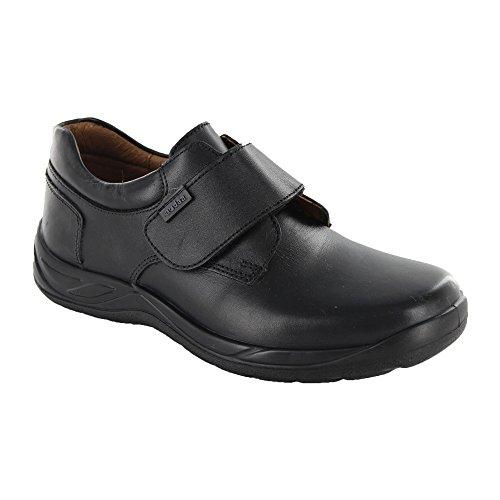 Audaz Zapatos Escolares Estilo Mocasín para Niño Fabricados En Piel 17