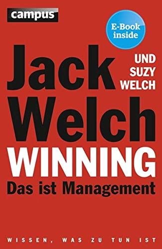 Winning: Das ist Management, plus E-Book inside (ePub, mobi oder pdf)